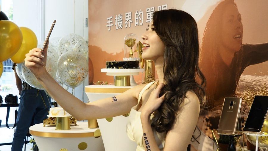 Galaxy S9+ 推出「晨漾金」新色,「金」得有質感! 5284044