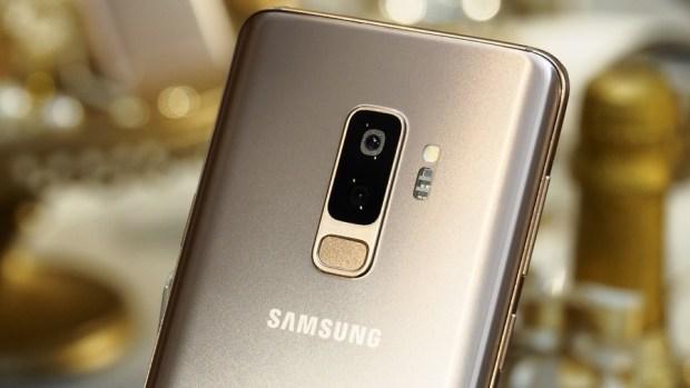 Galaxy S9+ 推出「晨漾金」新色,「金」得有質感! 5284064