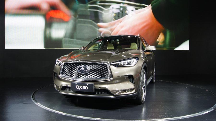 全新 Infiniti QX50 中國於 6/10 上市,台灣預計於第四季開始交車 DSC6997
