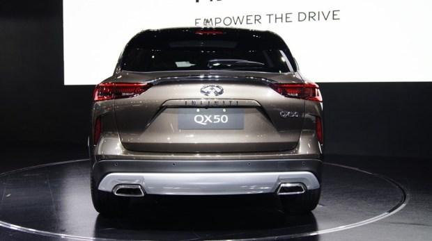 全新 Infiniti QX50 中國於 6/10 上市,台灣預計於第四季開始交車 DSC7290
