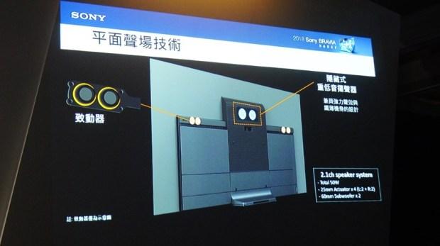影像與色彩表現再升級,2018 Sony Bravia 電視全系列發表 DSC9779