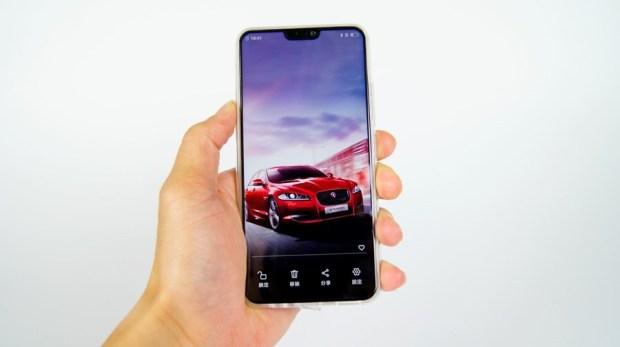 [評測] vivo V9:中階機的規格卻只要入門機的價格,90% 高佔比全螢幕手機 DSC9883