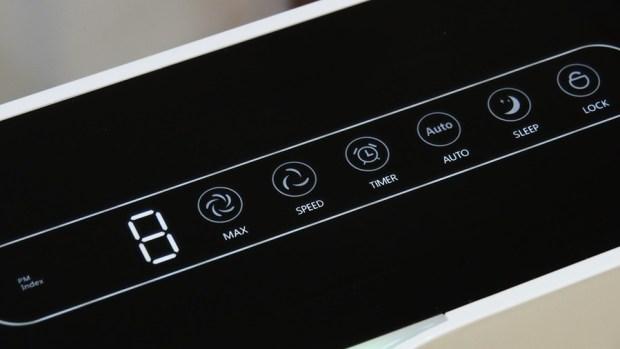[評測] 海爾 AP450(大H) 除甲醛空氣清淨機,超厚實濾網幫你快速過濾髒空氣 1013545