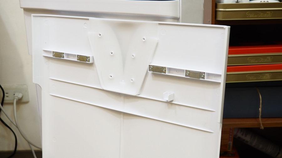 [評測] 海爾 AP450(大H) 除甲醛空氣清淨機,超厚實濾網幫你快速過濾髒空氣 1013563