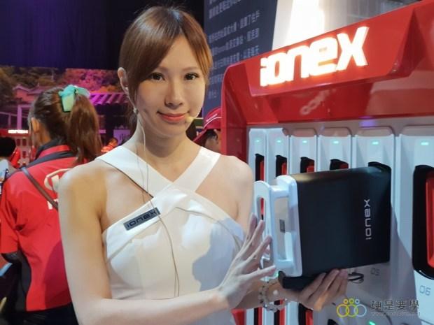 光陽 iONEX 電動車發表與未來佈局,八月開始發售 20180612_154030
