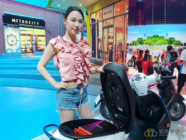 光陽 iONEX 電動車發表與未來佈局,八月開始發售 20180612_154050