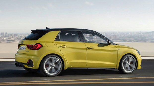 全新 2019 Audi A1 Sportback,帥氣登場! 2019-audi-a1-sportback-2