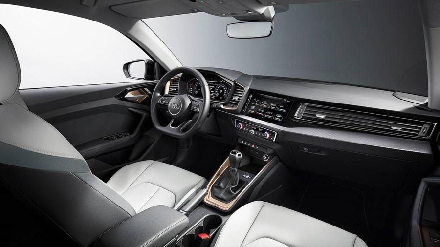 全新 2019 Audi A1 Sportback,帥氣登場! 2019-audi-a1-sportback-5