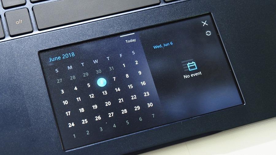 華碩「雙螢幕」筆電 ZenBook Pro 15,把觸控板變螢幕 6064248