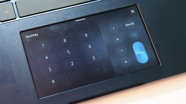 華碩「雙螢幕」筆電 ZenBook Pro 15,把觸控板變螢幕 6064251