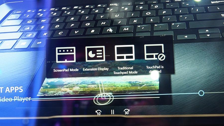華碩「雙螢幕」筆電 ZenBook Pro 15,把觸控板變螢幕 6064254