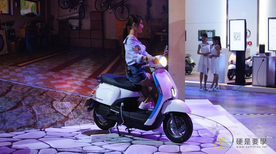 光陽 iONEX 電動車發表與未來佈局,八月開始發售 DSC0102