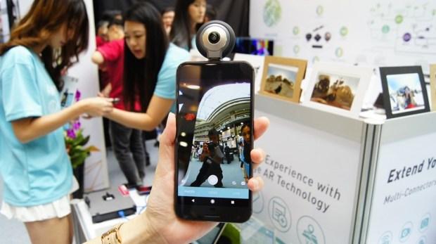 能輕鬆放進口袋的全景相機 - LyfieEye200 全景相機 DSC9928