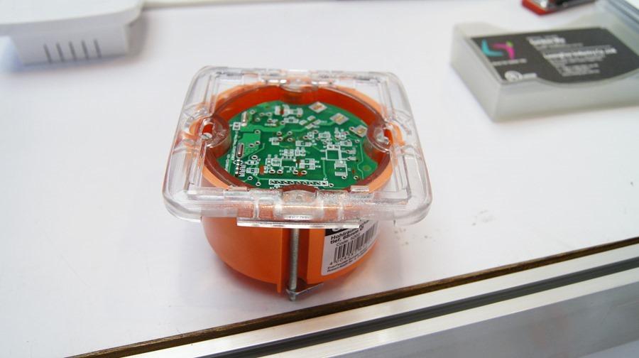 隆怡工業展出 Aurora 智慧開關,讓家裡輕鬆變為「智慧宅」(支援 HomeKit) DSC9938