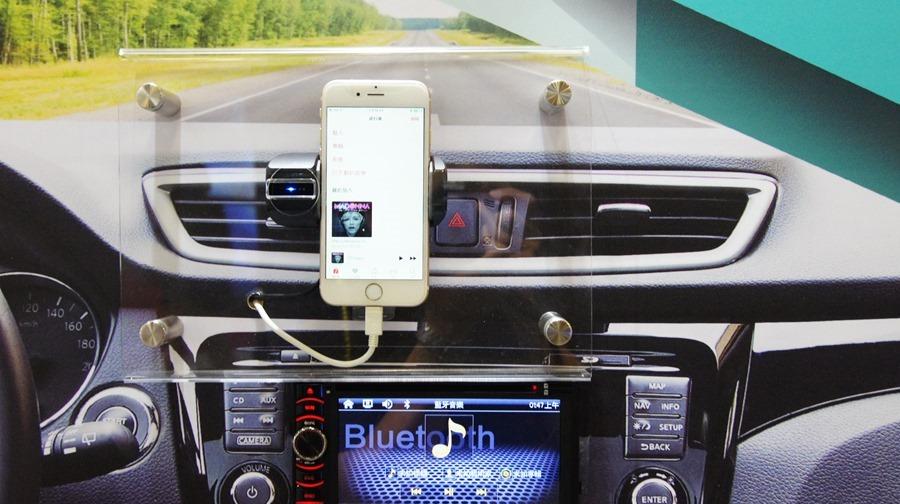 合錦光電展出車用藍牙手勢控制器,用手勢輕鬆控制車載多媒體系統 DSC9974