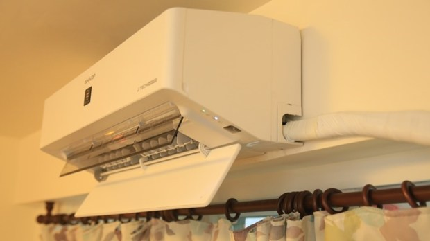 一機抵四台,夏普自動除菌變頻冷暖分離式空調開箱 (AY-40VAMH-W/AE-40VAMH) image019