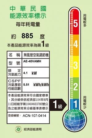 一機抵四台,夏普自動除菌變頻冷暖分離式空調開箱 (AY-40VAMH-W/AE-40VAMH) image037