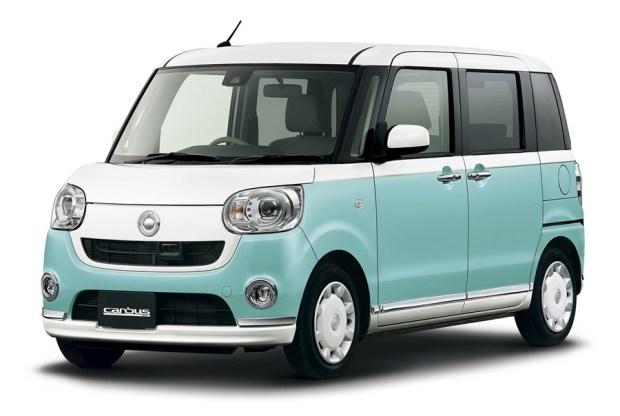日本常見的 K-Car 小巧可愛,為什麼台灣買不到? move_canbus_160907001