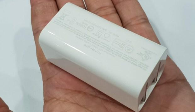 [評測] PowerGear 60C USB-C 筆電充電器,史上最迷你的 60W 電源供應器 20180615_100956