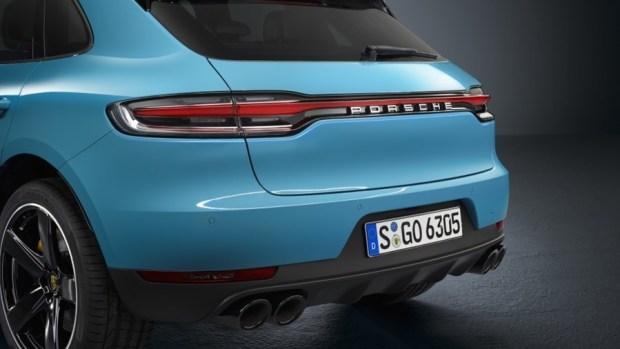 持續進化的猛虎,Porsche Macan 改款質感加成 2019-porsche-macan-blue-08-1