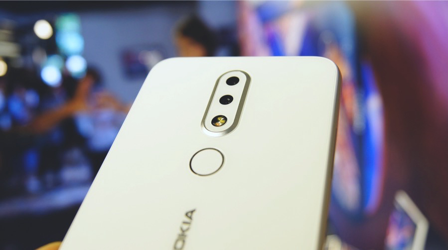 Nokia 6.1 Plus 雙攝同錄+經典不敗「香蕉機」 登台上市 DSC0557_1