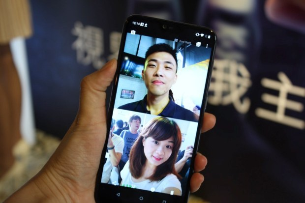 Nokia 6.1 Plus 雙攝同錄+經典不敗「香蕉機」 登台上市 IMG_1337