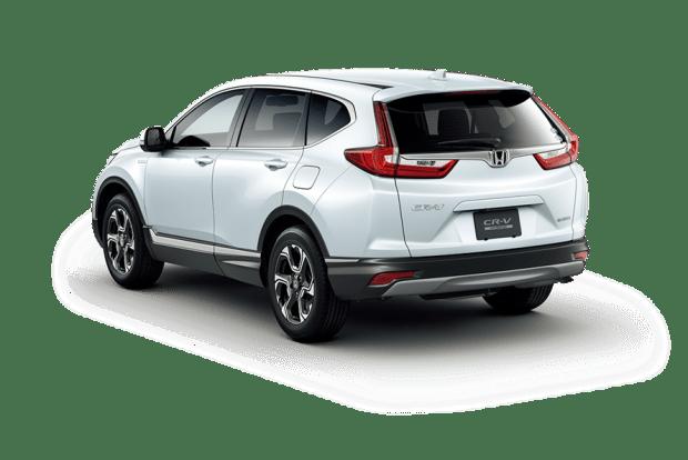 Honda CR-V 小改款首次搭載油電混合動力,日本 Honda 將於 8/30 亮相 img_s08_02