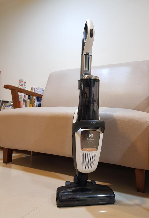 評測:Electrolux 伊萊克斯 PURE F9 滑移百變吸塵器,重新詮釋手持無線吸塵器 20180804_205531