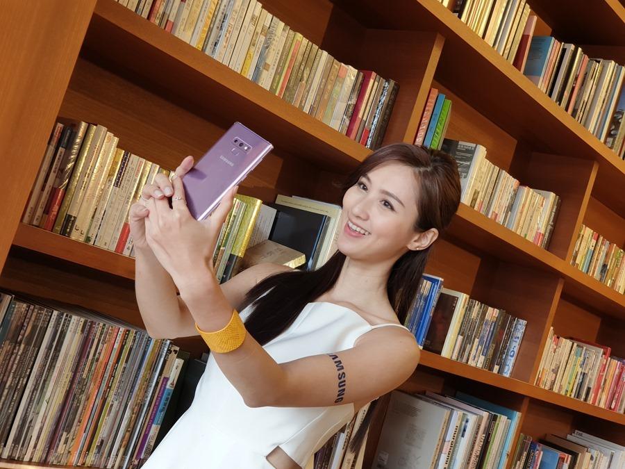 Galaxy Note9 開箱、評測:S Pen 遠端遙控超方便,DeX 讓你不用再買電視、電腦 20180810_121535