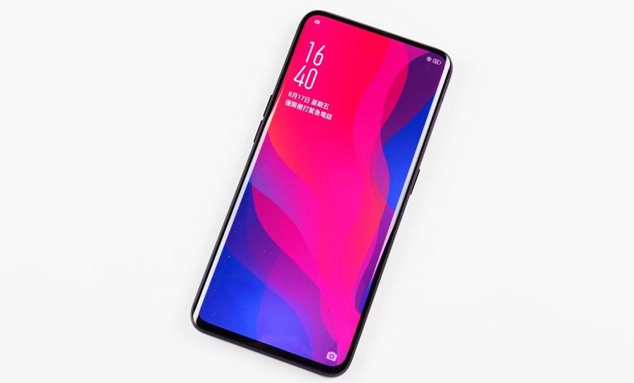 OPPO Find X 評測:真正的全面螢幕手機來囉!獨特酒紅質感,散發科技和貴氣風格 8174947