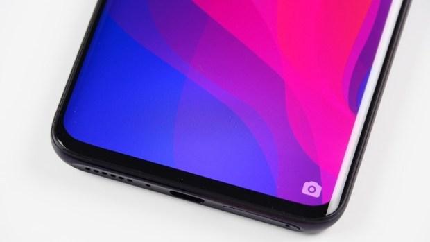 OPPO Find X 評測:真正的全面螢幕手機來囉!獨特酒紅質感,散發科技和貴氣風格 8174949