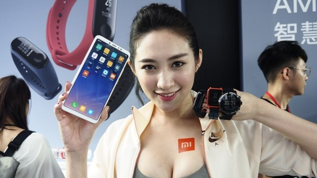 小米手環3、AMAZFIT 智慧運動手錶、小米 Max 3 同步發表!大螢幕,更自在 8245246