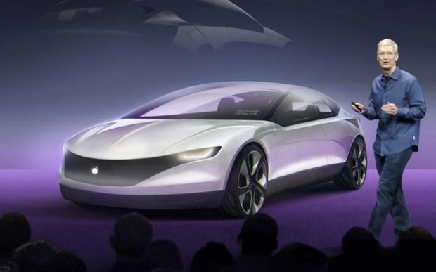預測 5 年內推出 Apple Car,智慧心臟 CarPlay 控制車內一切! Apple-car-Tim-Cook