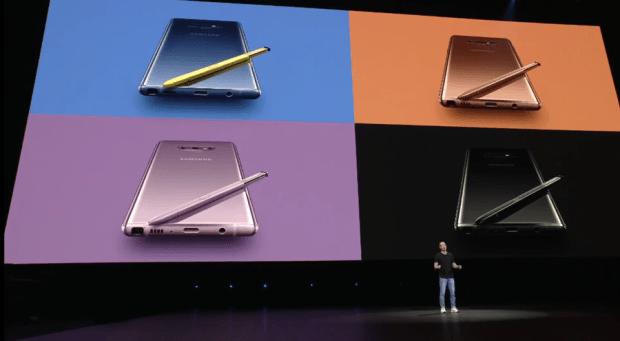 三星 Galaxy Note9 推出什麼新功能?值得買嗎? Galaxy-Note9%E7%99%BC%E8%A1%A8%E6%9C%83-47