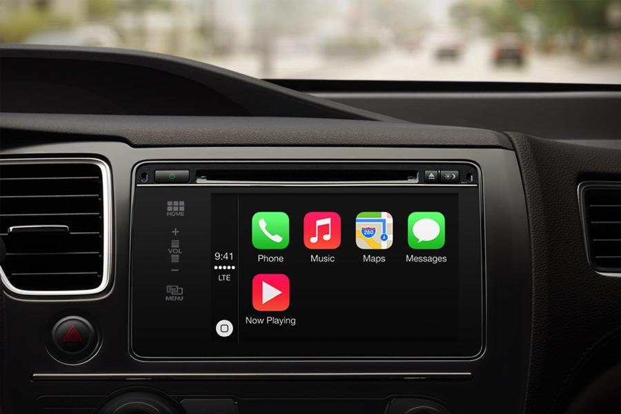 預測 5 年內推出 Apple Car,智慧心臟 CarPlay 控制車內一切! apple-carplay