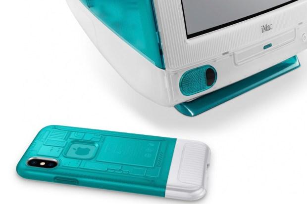 復刻 iMac G3!Spigen iPhone 手機殼重現賈伯斯設計魂 imac-g3-iphone-case-opener-1