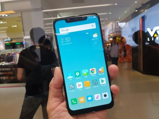 11,000 元就可以買到旗艦手機,POCOPHONE F1 用不到一半的預算輕鬆入手! 20180914_143053