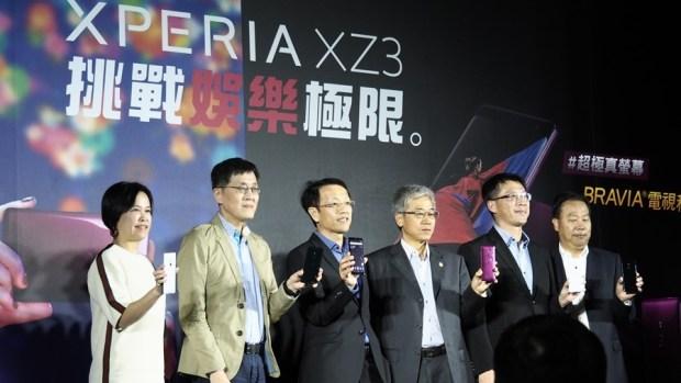 Sony Xperia XZ3 上市,擁有 BRAVIA 電視科技,打造頂級娛樂體驗 A015513