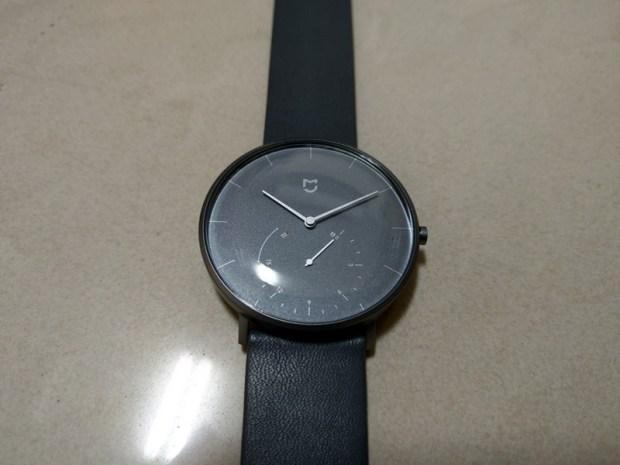 米家石英錶開箱評測,簡約典雅、運動計步、生活防水,續航力可達 6 個月以上 IMAG0799