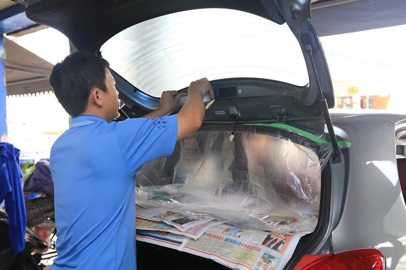 JEC 汽車隔熱紙推薦(JC30/JC20),隔熱遮光效果超明顯,非金屬膜不擔心影響干擾訊號 IMG_8574