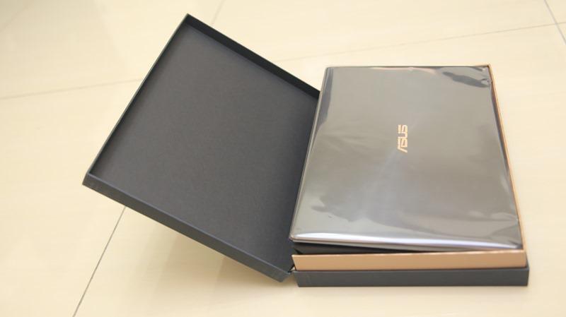 經典美力ASUS ZenBook S 開箱評測,1公斤輕輕撐起13小時續航與效能 IMG_8663