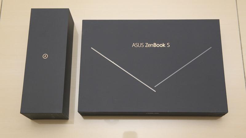 經典美力ASUS ZenBook S 開箱評測,1公斤輕輕撐起13小時續航與效能 IMG_8672