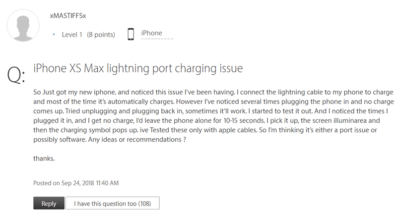 iOS 12 問題導致包含 iPhone Xs 等新舊機型無法正常充電,Apple 將於 iOS 12.1 修補 image-1