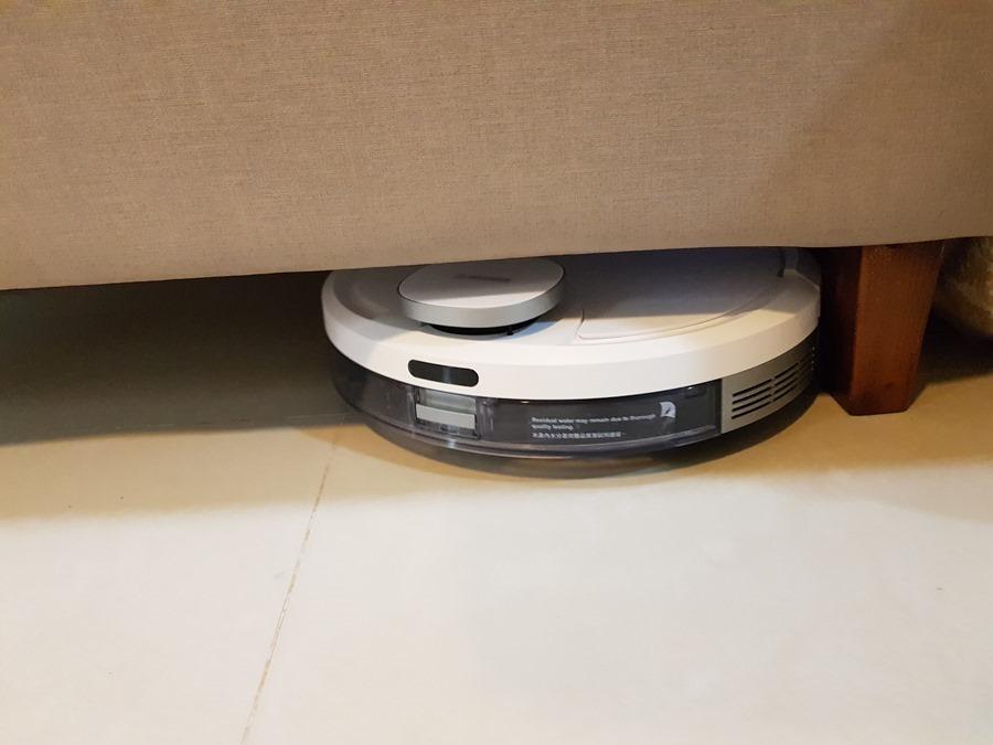 [評測]家中地板不必再煩惱,就交給 ECOVACS DEEBOT OZMO 900 掃、吸、拖一次完成 20181108_133128