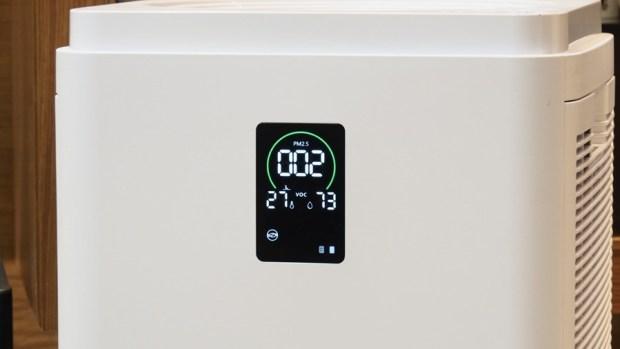 [開箱/評測] BRISE C600 空氣清淨機:安靜到讓你幾乎忘了它的存在 B095786