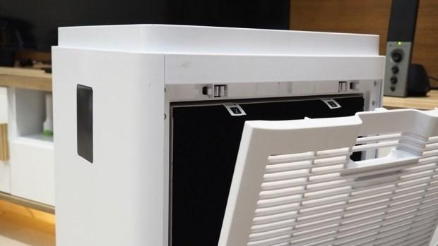 [開箱/評測] BRISE C600 空氣清淨機:安靜到讓你幾乎忘了它的存在 B095806