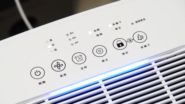 評測/Haier AP225 (小H) 高速卻不吵雜,適合房間擺設的空氣清淨機 C045856