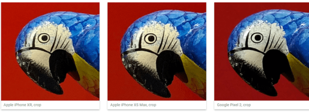 DxOMark 評比 iPhone XR 為「排名最高的單鏡頭手機」,低空超越 2017 年的 Pixel 2 Image-007