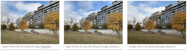DxOMark 評比 iPhone XR 為「排名最高的單鏡頭手機」,低空超越 2017 年的 Pixel 2 Image-008