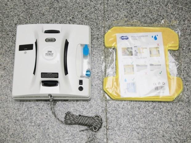 歲末大掃除讓HOBOT-298玻妞擦窗機器人幫忙,讓玻璃輕鬆恢復光亮 batch_IMG_8956